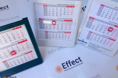печать календаря с фотографиями киев