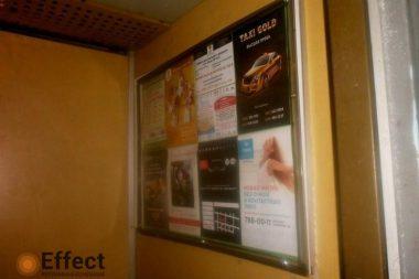 реклама в лифтах домов одесса