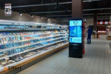 проведение акций в супермаркетах киев