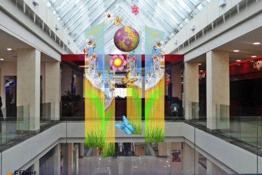 реклама на мониторах в торговых центрах днепропетровск
