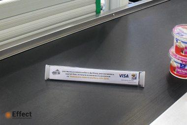 размещение рекламы в супермаркетах киев