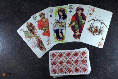 изготовление игральных карт на заказ киев