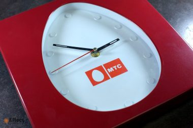 изготовление фирменных часов киев