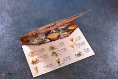 печать меню для ресторанов днепропетровск