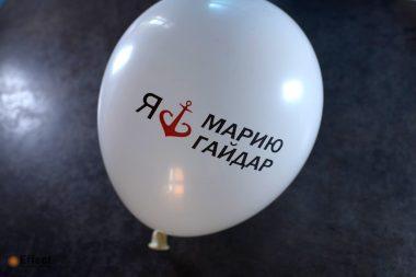 изготовление воздушных шаров одесса