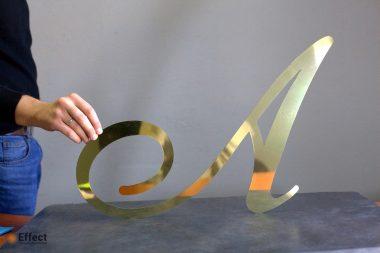 изготовление объемных букв одесса