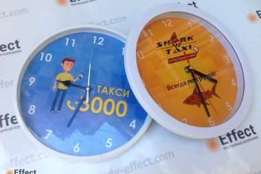 изготовление фирменных часов днепропетровск