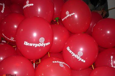 изготовление воздушных шаров киев