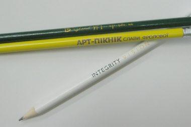 изготовление простого карандаша одесса