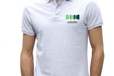 футболки поло с логотипом киев