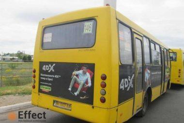 реклама на мониторах в маршрутках днепропетровск