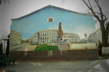 реклама граффити киев