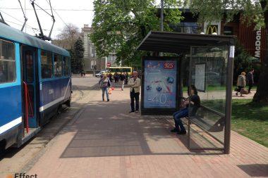 реклама на остановках одесса
