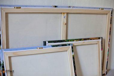 печать картин на холсте киев