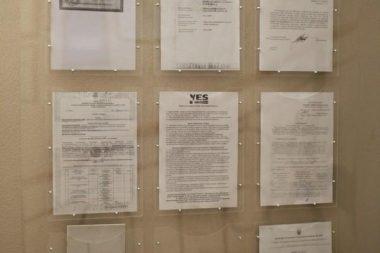 изготовление уголка покупателя днепропетровск