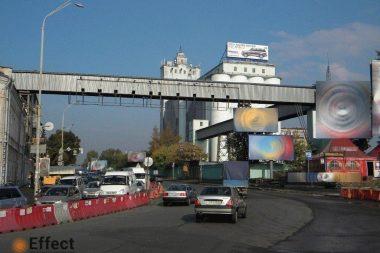 реклама на крышах днепропетровск