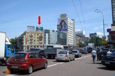 размещение рекламы на крышах киев