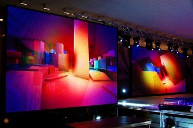изготовление светодиодных экранов киев
