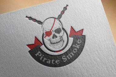 Pirate Smoke logo