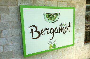 Bergamot кафе ресторан Одесса